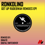RONKOLINO - Get Up Rudebwah Remixes (Front Cover)