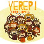 TOTO LOPEZ - Yerep (Front Cover)