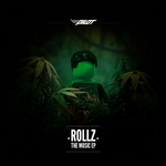 ROLLZ - The Music EP (Front Cover)