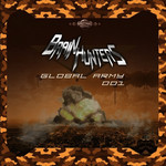 BRAIN HUNTERS - Global Army (Front Cover)