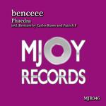 BENCEEE - Phaedra (Front Cover)