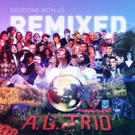AG TRIO - Everyone With Us (remixes) (Front Cover)