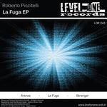 PISCITELLI, Roberto - La Fuga EP (Front Cover)