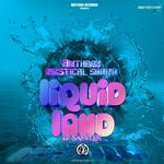 ANTHRAX/MYSTICAL SOUND - Liquid Land LP Sampler (Front Cover)