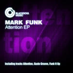MARKFUNK - Attention EP (Front Cover)