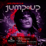 REKA FERENCE - Jump Up (Front Cover)