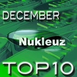 VARIOUS - Nukleuz December Top 10 (Front Cover)