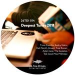 VARIOUS - Deepest Tunes 2011 (Front Cover)