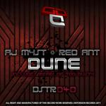 AJ MYST/RED ANT - Dune (Front Cover)