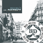 DISCO BALL'Z - 17 District (Front Cover)
