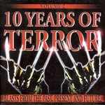 VARIOUS - 10 Years Of Terror Vol 2 (Front Cover)