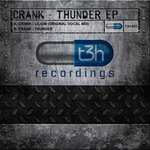 CRANK - Crank Thunder EP (Front Cover)
