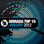 VARIOUS - Armada Top 15: January 2012 (Front Cover)