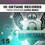 HARRIS, Danny & IOANNIDES - Tricky Situation (Front Cover)