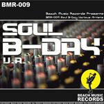 VARIOUS - Soul B-Day (Front Cover)