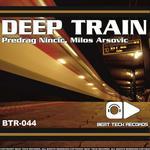 NINCIC, Predrag/MILOS ARSOVIC - Deep Train (Front Cover)