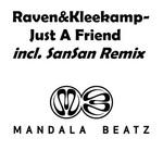 RAVEN & KLEEKAMP - Just A Friend (Front Cover)