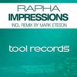 RAPHA - Impressions (Front Cover)