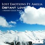 LOST EMOTIONS feat AMELIA - Distant Love (Front Cover)