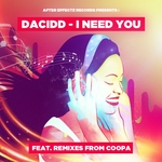 DACIDD - I Need You (Front Cover)
