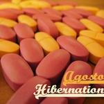 AQOSTO - Hibernation (Front Cover)