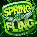 DJ MES - Spring Fling (DJ mix) (Front Cover)