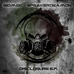 BIOMEK/SPEAKERDEAMON - Disclosure EP (Front Cover)