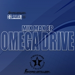 OMEGA DRIVE - Mix Max EP (Front Cover)