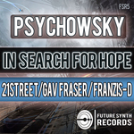 PSYCHOWSKY - In Search For Hope (Front Cover)