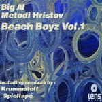 BIG AL/METODI HRISTOV - Beach Boyz (Front Cover)