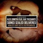 DIMITRI,Alex feat RAF PASSIANTE - Signed, Sealed, Delivered (Front Cover)