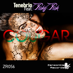 TENEBRIO feat PINKY PINK - Cougar (Front Cover)