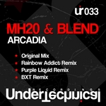 MH20 & BLEND - Arcadia (Front Cover)