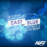 NATE RIVER/MONKEY D LUFFY - East Blue (Front Cover)