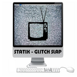 STATIXX - Glitch Slap EP (Front Cover)