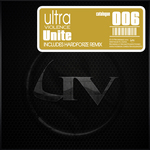ULTRAVIOLENCE - Unite (Front Cover)