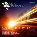 SAPPHIRE - Next Day EP (Front Cover)