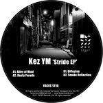KEZ YM - Stride EP (Front Cover)