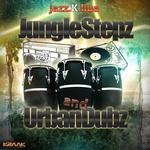 JAZZ K LIPA - JungleStepz & UrbanDubz (Front Cover)