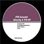 FILL SCARED - Woody & Fill EP (Front Cover)