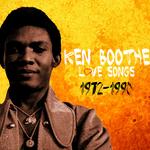 BOOTHE, Ken - Ken Boothe Love Songs (Front Cover)