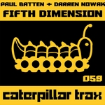 BATTEN, Paul vs DARREN NOWAK - Fifth Dimension (Front Cover)