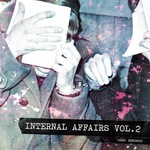 VARIOUS - Horizons Music presents Internal Affairs 2 (Front Cover)