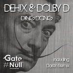 DEHIX/DOLBY D - Ding Dong (Front Cover)