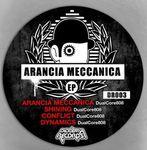 DUALCORE808 - Arancia Meccanica EP (Front Cover)