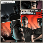 TONESHIFTERZ - Till Daybreak Meets... - Sampler Four (Front Cover)