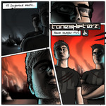 TONESHIFTERZ - Till Daybreak Meets... - Sampler Five (Front Cover)