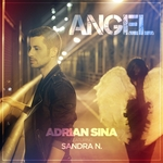 SINA, Adrian feat SANDRA N - Angel (remixes) (Front Cover)