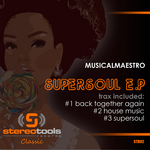 MUSICALMAESTRO - Supersoul EP (Front Cover)