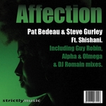 BEDEAU, Pat/STEVE GURLEY feat SHISHANI - Affection (Front Cover)